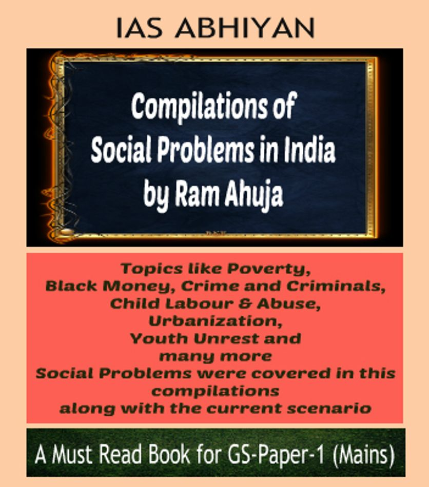 conclusion for social problmes in india Free social issue papers, essays, and research young people as a social problem - young people as a social problem in the wake of the alarming rate of.