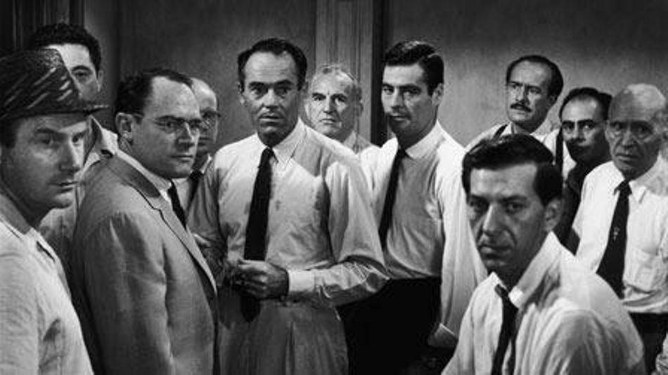 12 angry men influence In reviewing the film 12 angry men, i have identified many types of influence tactics being utilized by the jurors the five tactics that i believe were most used in this film were reason or rational persuasion, coalition building, ingratiation, inspiration and pressure.